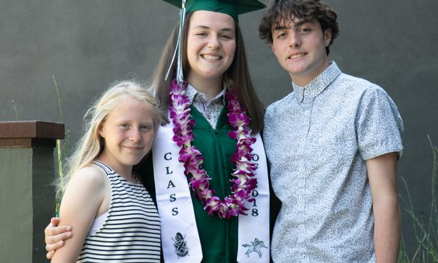 Hanna HS Graduation