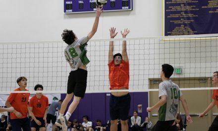 Hunter CLU Volleyball Tourney